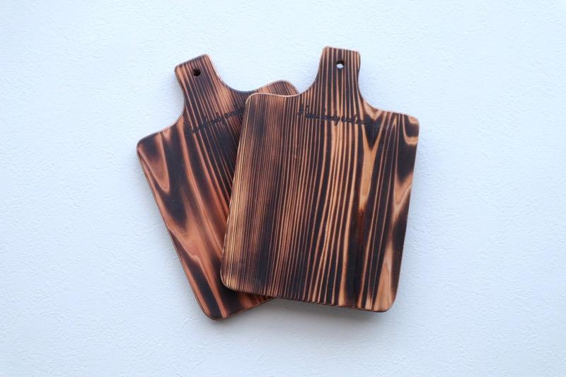 Sこんがり焼いた、吉野杉のトーストボード 5