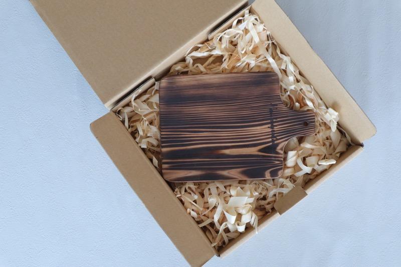 こんがり焼いた、吉野杉のトーストボード 7