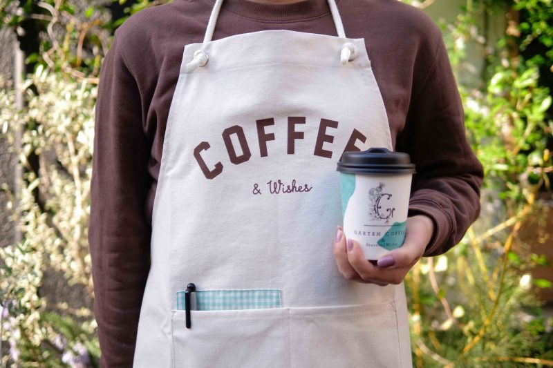 GARTEN COFFEE×MERCH エプロン 1