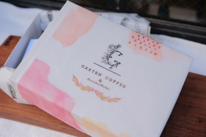 【SOLD OUT】GARTEN COFFEE&カスタマイズBOXセット