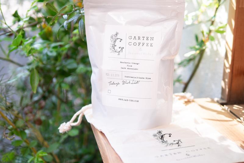 GARTEN BLEND COFFEE 2