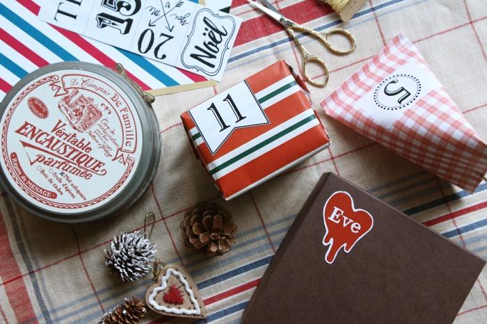 Sクリスマスに向けて。待つ間も楽しくなるアドベントカレンダー 5