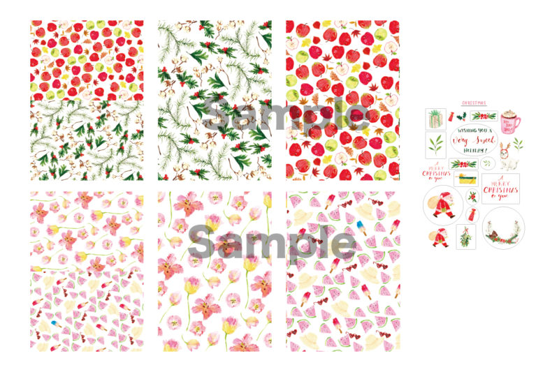 PRINTABLES スターターキット 3