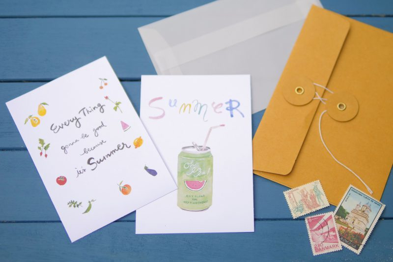 S夏休みのPRINTABLES 5