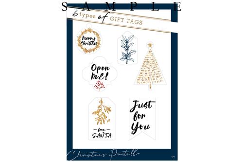 準備から楽しむ、クリスマスデザイン集 8
