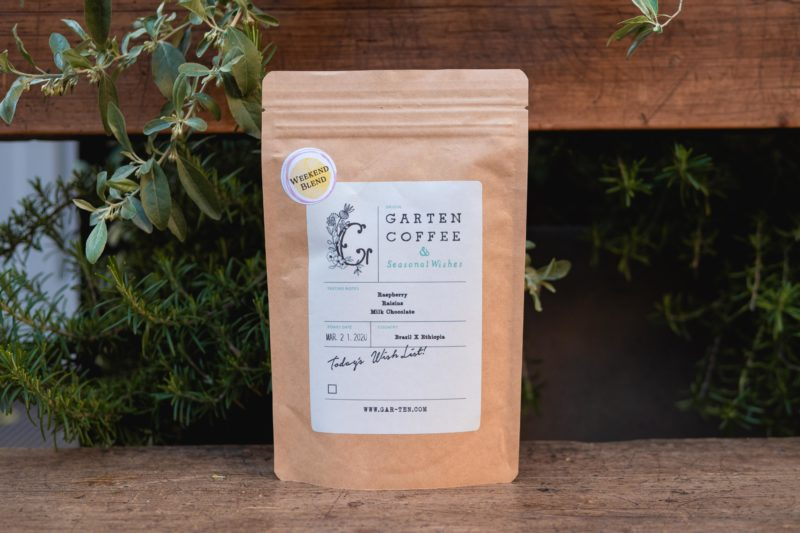 GARTEN COFFEE 1ヶ月セット 4