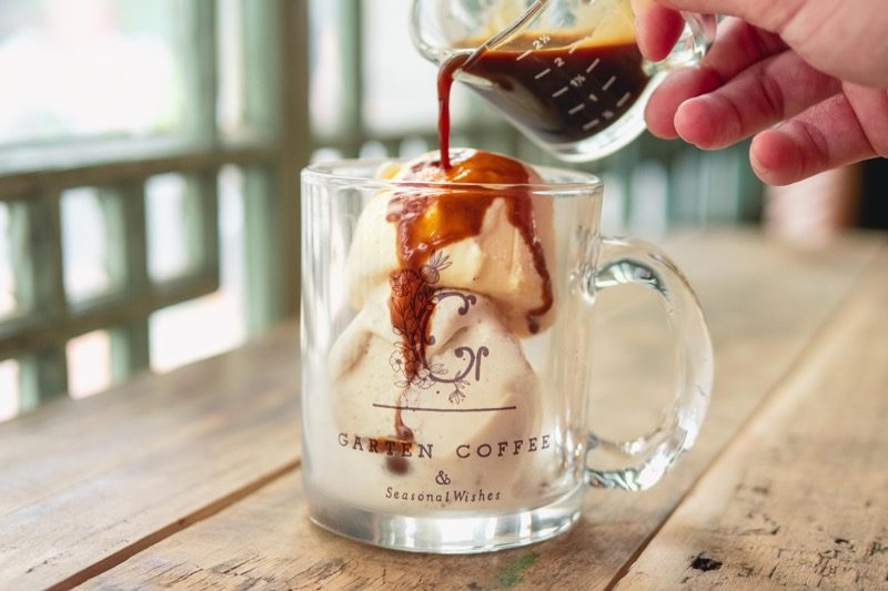 【SOLD OUT】GARTEN COFFEE  水出しコーヒーパックとガラスマグセット 3