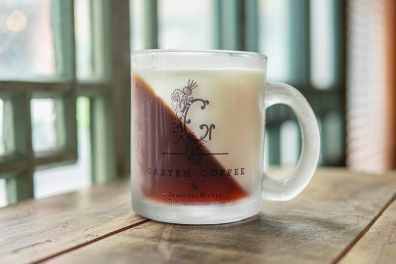 【SOLD OUT】GARTEN COFFEE  水出しコーヒーパックとガラスマグセット 4