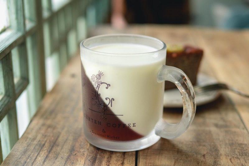 【SOLD OUT】GARTEN COFFEEガラスマグカップ 3