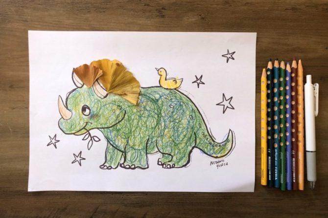 【無料】子どもと一緒に季節の色が学べる、塗り絵デザイン集