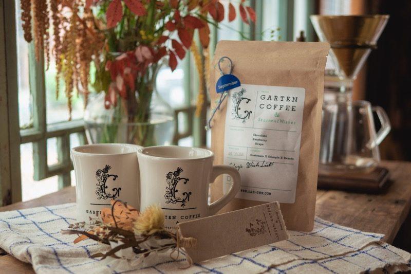 【限定40セット】コーヒーと読書。GARTEN COFFEEの敬老の日ギフト 1