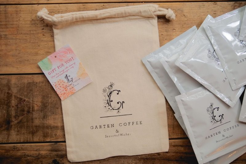 【おまけ付き】ちょっとお得なGARTEN COFFEEドリップバッグ20個セット! 4