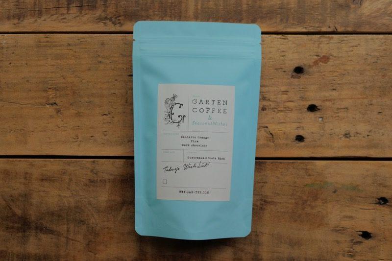 【マグカップ入り】おうちで楽しむGARTEN COFFEE2周年セット(限定ステッカー付き) 4