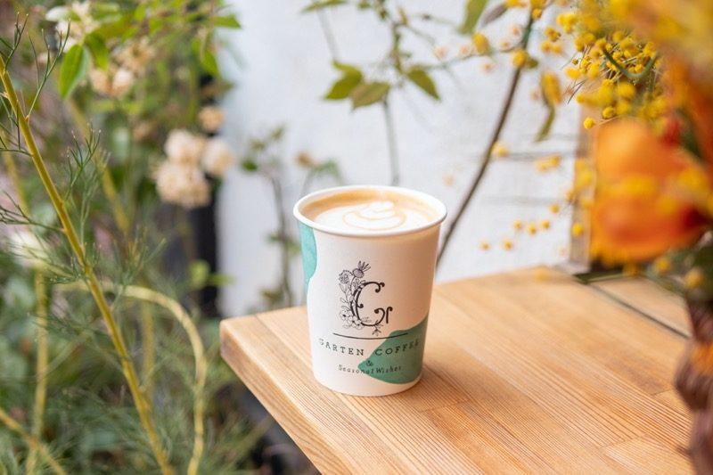 S【マグカップ入り】おうちで楽しむGARTEN COFFEE2周年セット(限定ステッカー付き) 5