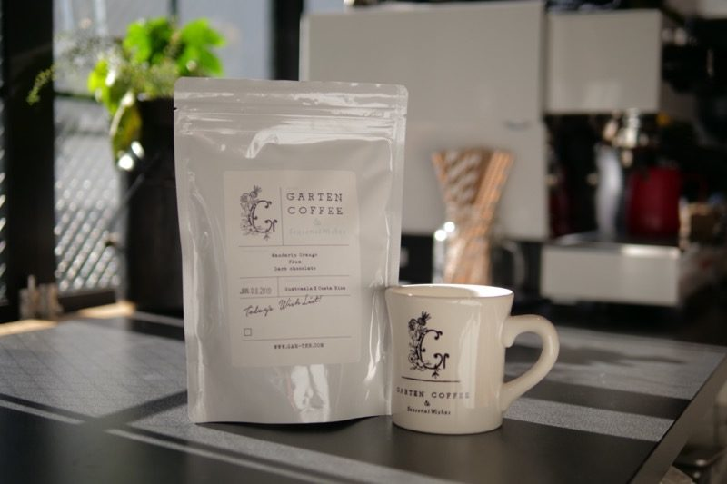 【お豆たっぷり】おうちで楽しむGARTEN COFFEE2周年セット(限定ステッカー付き) 4