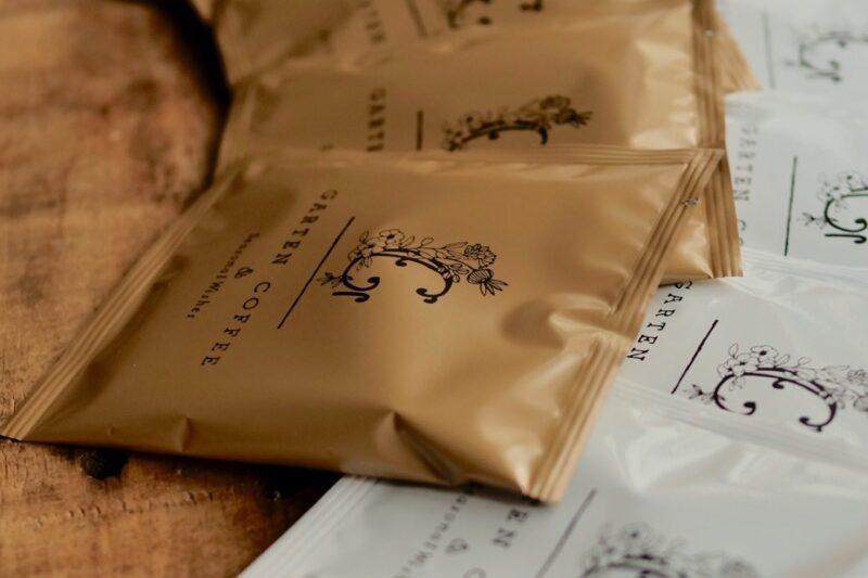 【2種類入り】ちょっとお得なGARTEN COFFEEドリップバックセット 7