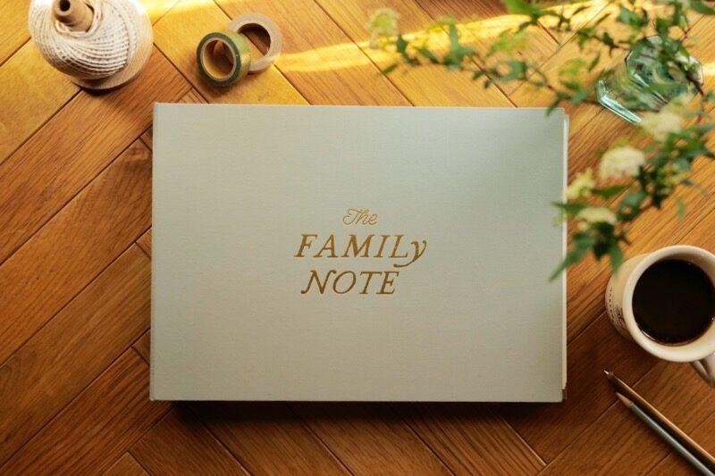︎▶︎FAMILY NOTE EXHIBITON「家族の道を、つむぐ展」入場チケット 2