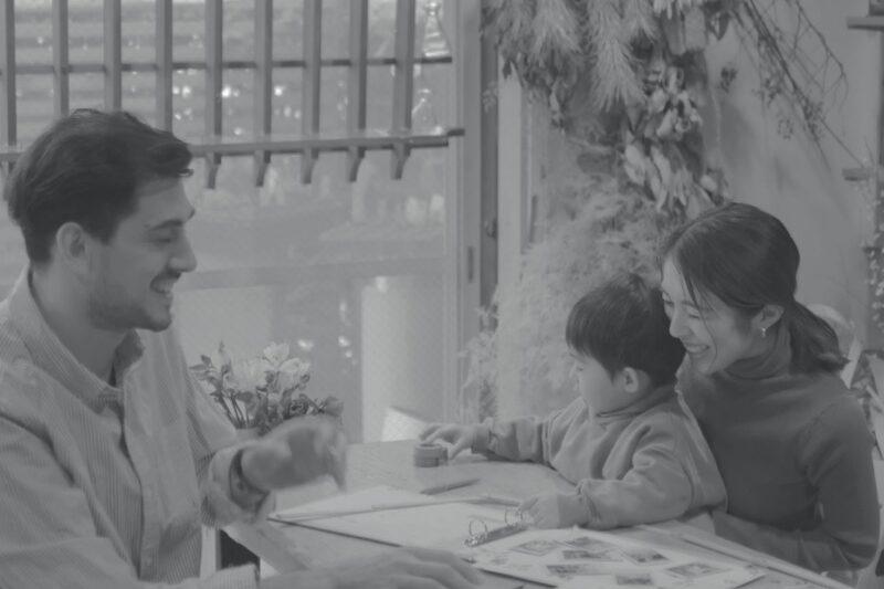 ︎▶︎FAMILY NOTE EXHIBITON「家族の道を、つむぐ展」入場チケット 3