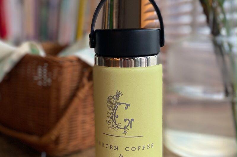 【再販】GARTEN COFFEEタンブラー 6