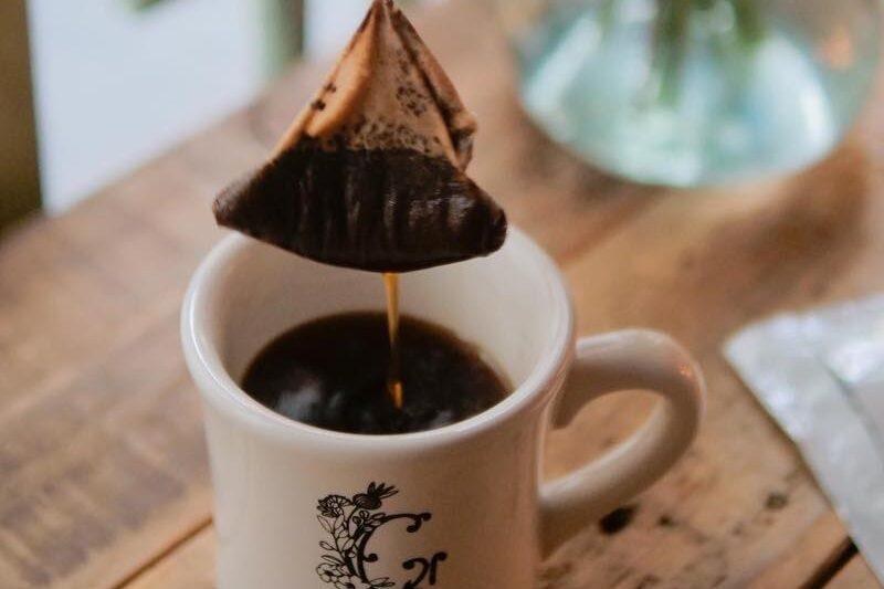 S【父の日ギフト】GARTEN COFFEE 2種のドリップバッグと水出しコーヒーセット 5