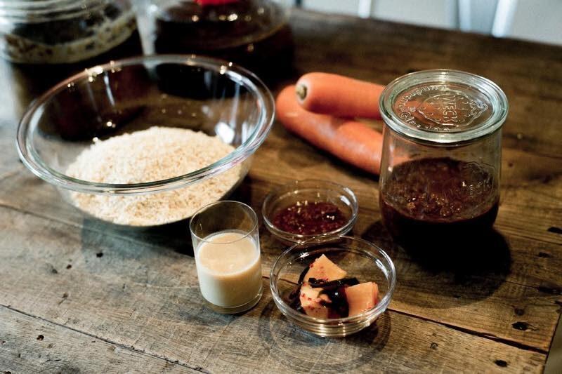 #週末野心学 7/10開講「発酵食を味方に夏を乗り切る。体の内側からケア出来る、発酵ハニーマスタード作り」  2