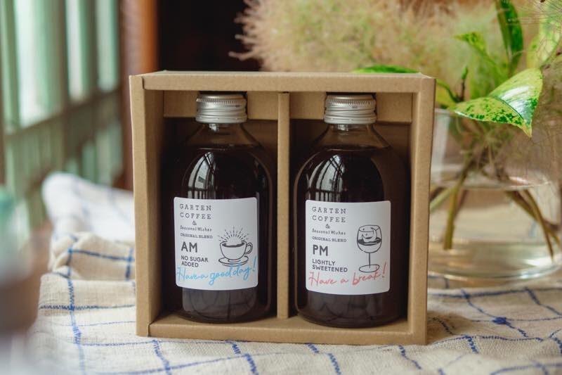 【夏の新商品】GARTEN COFFEEカフェラテベース(2本セット) 1