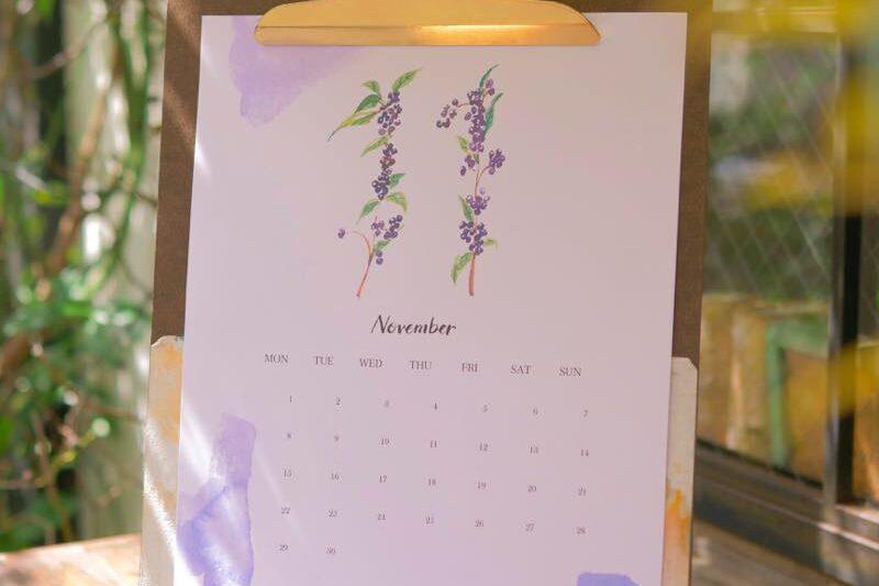 【無料】#今日の小仕事 カレンダー(2021年10月・11月・12月分) 4
